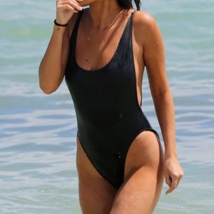 HOT KISS - NWT Ribbed Swimsuit